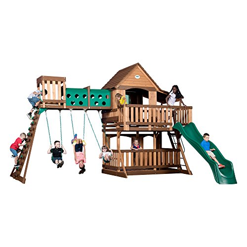 Amazon 10 Best Backyard Discovery Swing Sets Best Deals