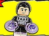 Clip: Cosmic Boy Rokk Krinn Minifigure