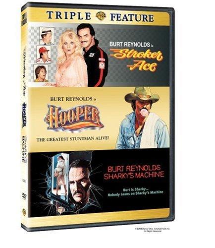 Triple Feature: Stroker Ace / Hooper / Sharky's Machine by Warner Home Video