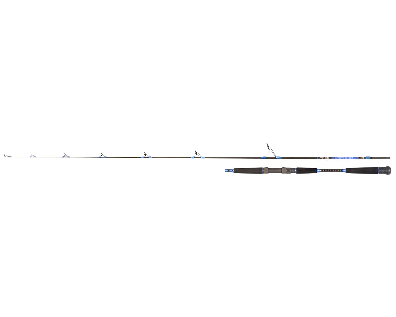 Teklon Pop Ping - Agua salada caña de spinning Talla:2.20 m 20-60 ...