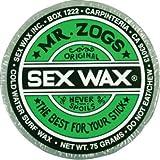 Sex Wax Original Cold Assorted Colors Surf Wax
