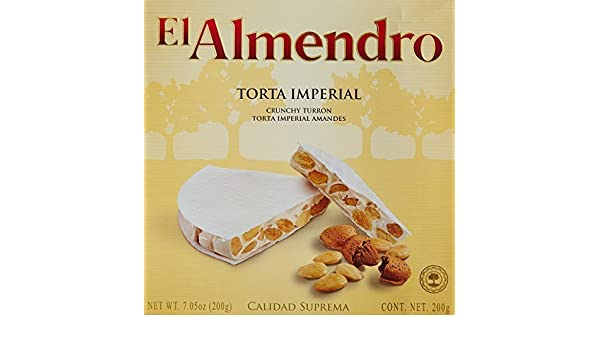 El Almendro Torta Imperial (7.05 oz) by El Almendro: Amazon.com: Grocery & Gourmet Food