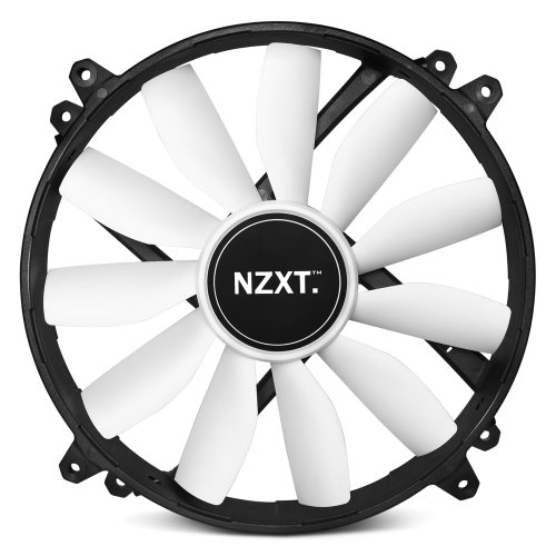 02 Cool Fan : Nzxt technologies fz mm cooling fan with sleeved cable