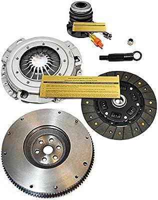 Amazon.com: EFT HD CLUTCH KIT+FLYWHEEL+SLAVE 93-94 FORD RANGER MAZDA B2300 PICKUP TRUCK 2.3L: Automotive