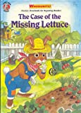 img - for The Case of the Missing Lettuce (Whodunits? Mystery Storybooks for Beginning Readers) book / textbook / text book
