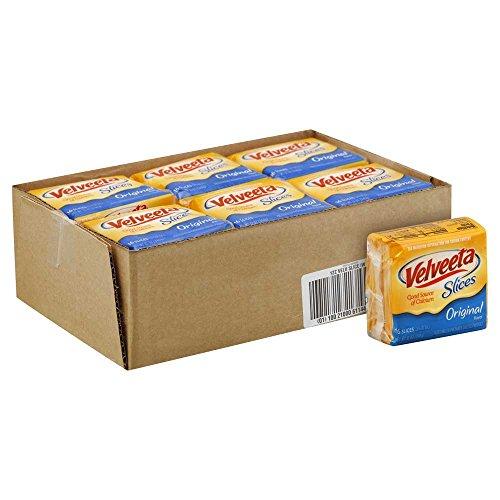 Kraft Velveeta Sliced Cheese, 12 Ounce - 12 per case. by Velveeta (Image #2)