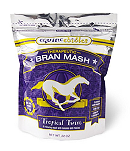 Equine Edibles Bran Mash - Tropical Twist 2-pack ()