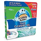 Scrubbing Bubbles Toilet Gel, Rainshower (2 dispensers + 30 Gel Discs)