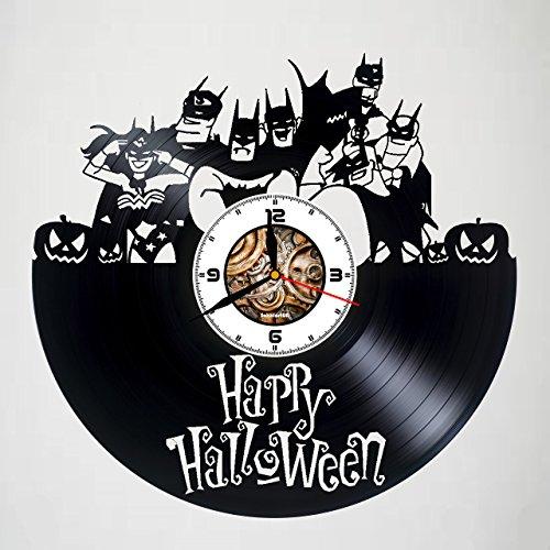 Happy Halloween Night - Justice League - Handmade
