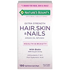 Nature's Bounty Optimal Solutions Hair S...