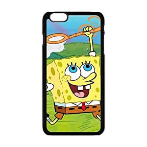 Lovely SpongeBob Cell Phone Case for iPhone plus 6
