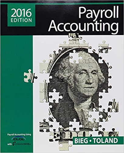 Payroll accounting 2016 with cengagenowtmv2 1 term printed payroll accounting 2016 with cengagenowv2 1 term printed access card loose leaf version 26th edition fandeluxe Choice Image