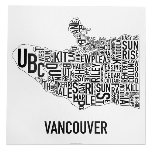 vancouver canada map - 7