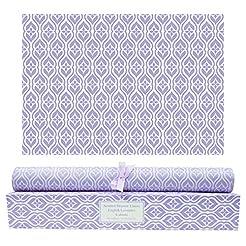 SCENTORINI Lavender Scented Drawer Liner...