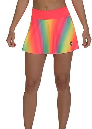 a40grados Sport & Style, Falda Tutifruti XL, Mujer, Tenis y Padel ...