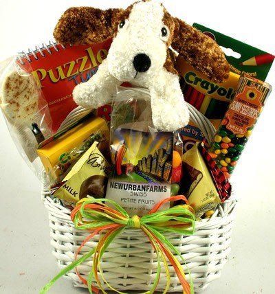 Gift Basket Village Just for Kids Gift Basket for Children