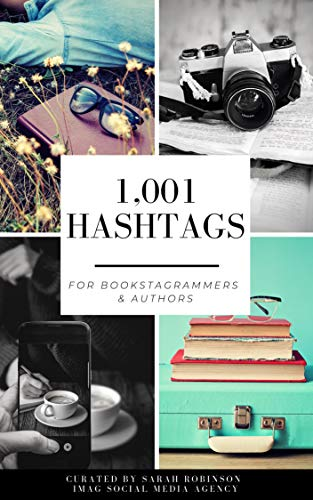 - 1,001 Hashtags for Bookstagrammers & Authors