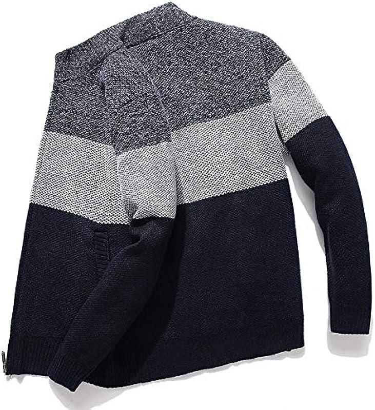 Męska bluza zimowa, kardigan: Odzież