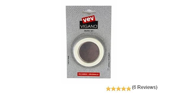 Vev Vigano - Sellos de goma para máquina de espresso (fabricado en ...
