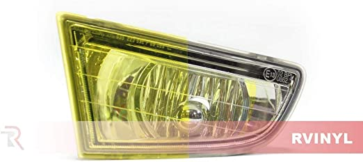Sedan Rvinyl Rtint Headlight Tint Covers for Honda Accord 2018-2020 Application Kit