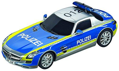 (Carrera 30793 Digital 132 Slot Car Racing Vehicle - Mercedes SLS AMG Polizei - (1:32 Scale))