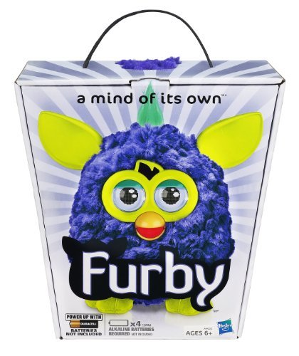 Furby Starry Night Plush by Furby