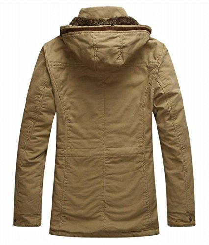 Windbreaker Trencfh Outdoor Coat 2 amp;W Cotton Jacket Men's M amp;S Casual Pqg1Iy
