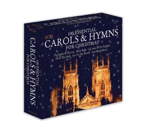 100 Essential Carols And Hymns For Christmas