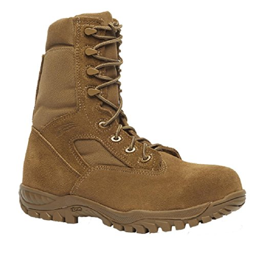 Hot Steel Weather Toe Boot Men's Coyote Tactical Belleville fI5qnv