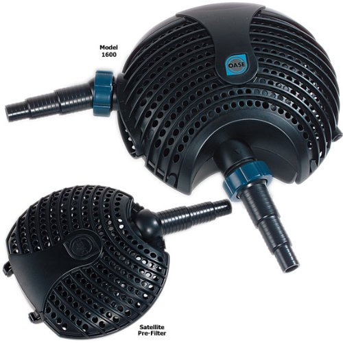 OASE AquaMax 1600 Pond and Waterfall Pump