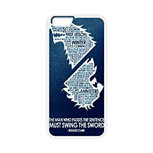 iPhone 6,6S Plus 5.5 Inch Phone Case Printed With Game Of Thrones Images