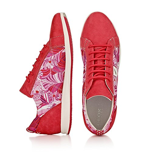 Sport scarpe per le donne, color Rosa , marca GEOX, modelo Sport Scarpe Per Le Donne GEOX D AVERY Rosa