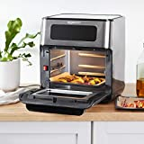 AmazonBasics 1500 Watt Large Capacity Air Oven With Accessories