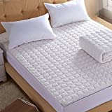 Breathable bed mattress Non-slip bed mat Protector Double mattress-A 120x200cm(47x79inch)