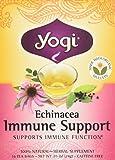 Yogi Tea Echinacea Immune Support 16 Tea Bag