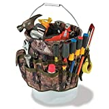 Bucket Boss - Camo Bucketeer Bucket Tool Organizer