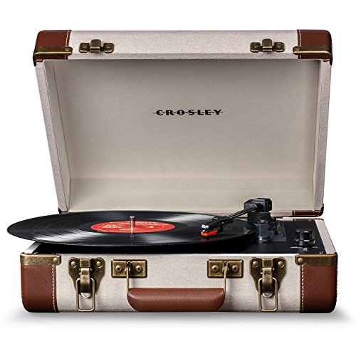 Crosley CR6019A-LI Plug in and Play Executive Portable USB