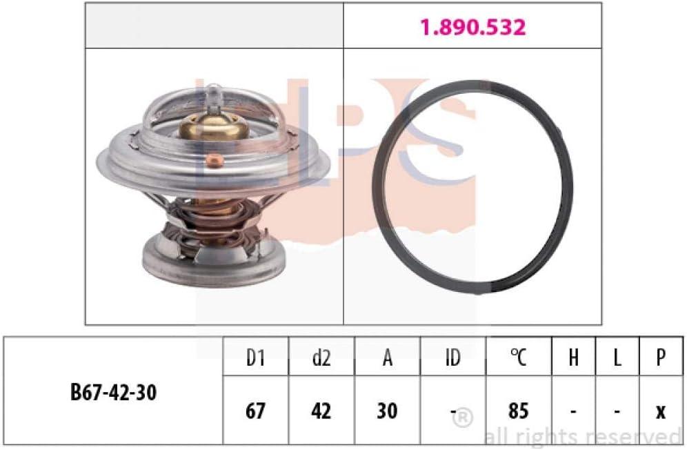 EPS 1.880.280 Raffreddamento Motore