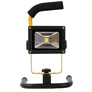 富士倉 投光器 充電式 DN-103