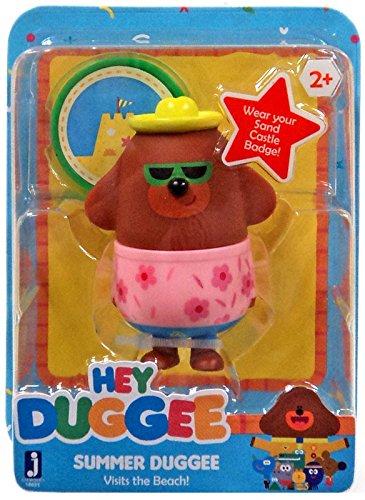 Hey Duggee Summer Duggee Visits the Beach Figure Jazwares