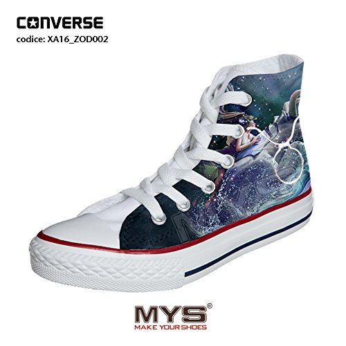 personalizzate CUSTOMIZED HIGH Taurus STAR personalizzate Converse ZODIAC ALL Converse qwZW4FE