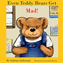 Even Teddy Bears Get Mad!: Anger is Okay