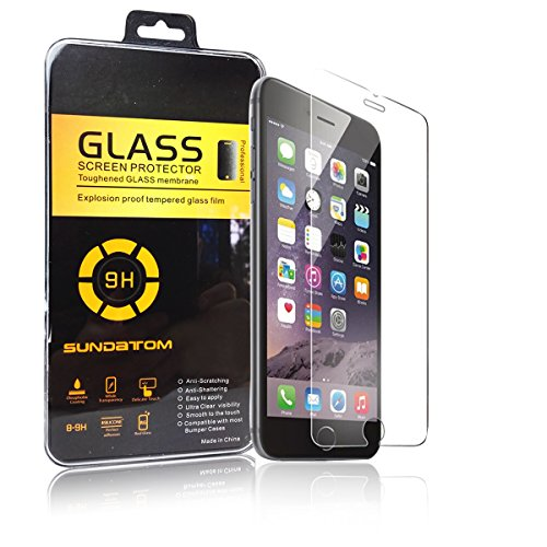 SUNDATOM Premium 0.2mm Tempered Glass Sc - Six Bubble Mirror Border Shopping Results