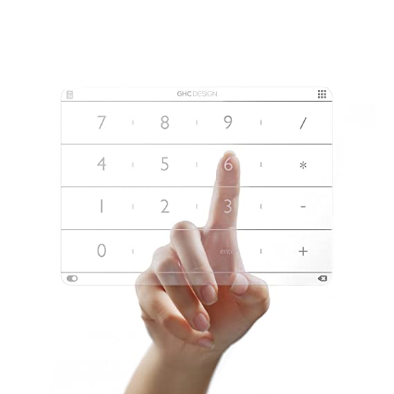 Amazon Nums Ultrathin Intelligence Multifunctional Keyboard