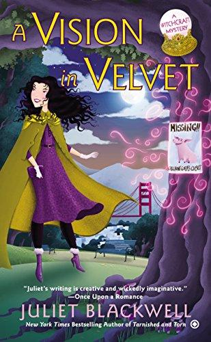 A Vision in Velvet (Witchcraft Mystery Book 6) (Velvet Tree)