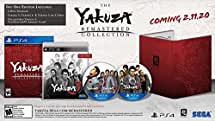 Yakuza Remastered Collection - Day 1 Edition - PlayStation 4