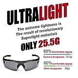 Polarized Designer Fashion Sports Sunglasses for
