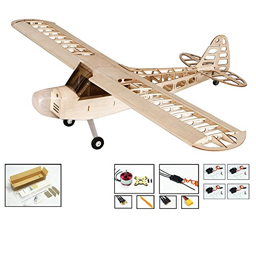 Viloga Electric Radio Controlled Airplane Model S08 J3,