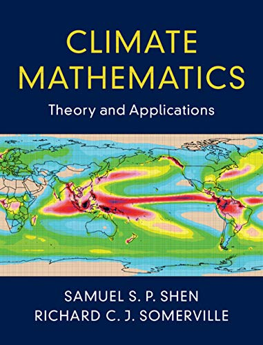 Climate Mathematics  Theory And Applications  English Edition
