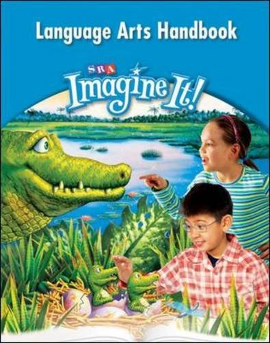 Download SRA Imagine It! - Langauge Arts Handbook, Grade 3 pdf epub